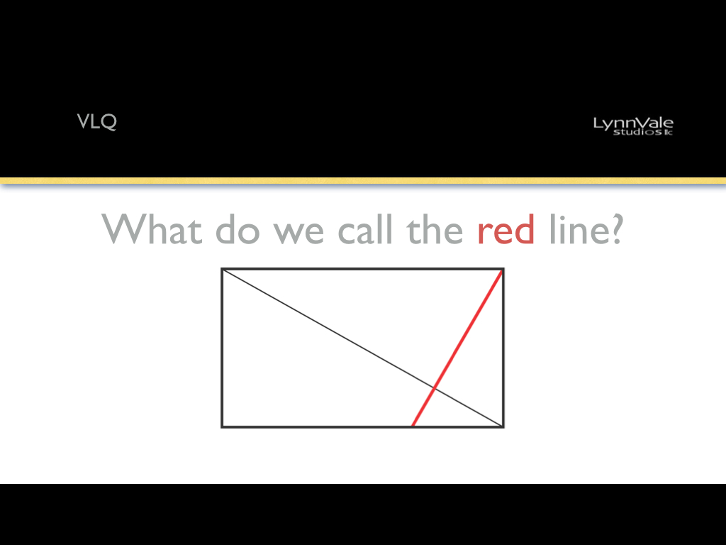 What do we call the Red Line?
