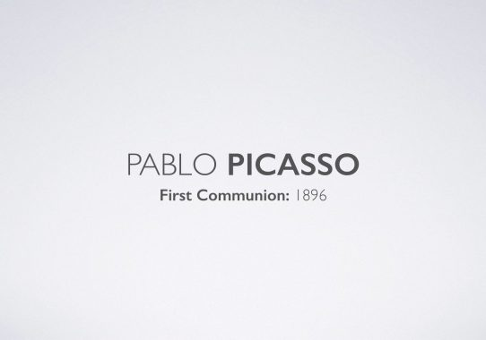 Picasso- 1st Communion Movie thumbnail