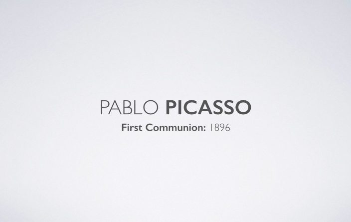 Picasso- 1st Communion Movie thumbnail
