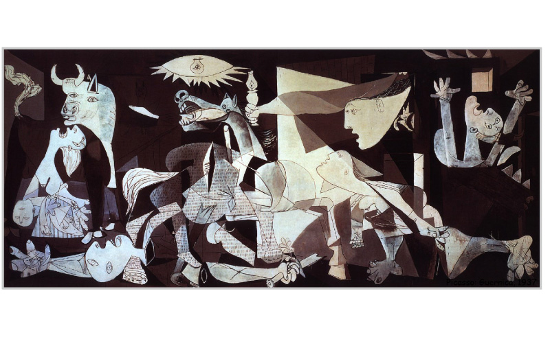 Picasso-Guernica-Image